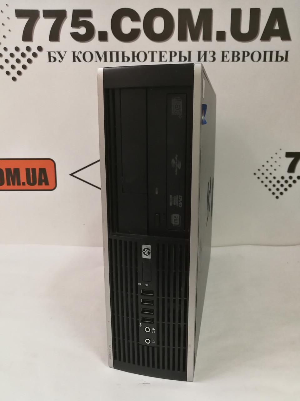 Компьютер HP 6005 DT, AMD Athlon II x2 3.0GHz, RAM 4ГБ, HDD 250ГБ