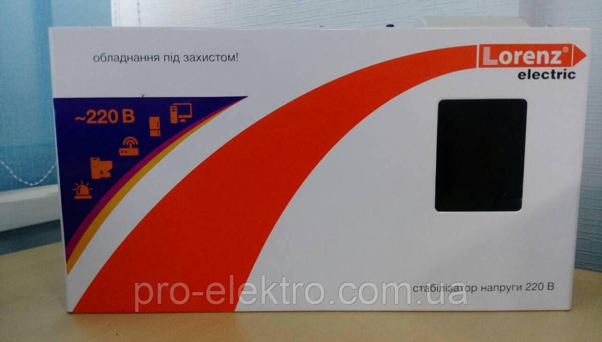 Стабилизатор напряжения ЛС-8000Т