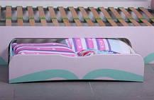 Кровать Русалочка Дизайн Дисней Русалочка 120х200 (AMF-ТМ), фото 2
