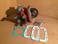 Коробка отбора мощности HINO-300 КПП M550 Bezares Испания механическое включение Аналог 06901300135