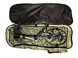 Рюкзак для металлоискателя + чехол для лопаты + сумка для находок, фото 2