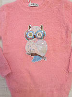Кофта для девочек оптом, Seagull, 8-16 лет, Арт. CSQ-55013, фото 5
