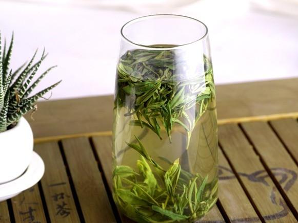 уникальность и польза зеленого чая мао фен