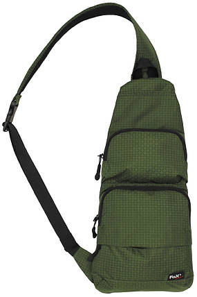 Наплечная сумка MFH олива, фото 2