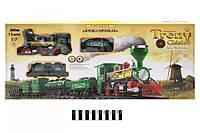 Детская железная дорога V8398, свет, звук.