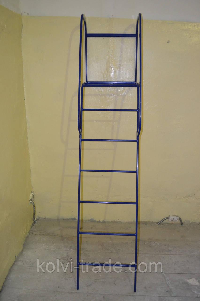 Лестница приставная металлическая Kolvi ПЛ-6