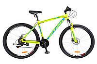 Велосипед 29-057 Optimabikes MOTION AM 14G (19) салатно-синій