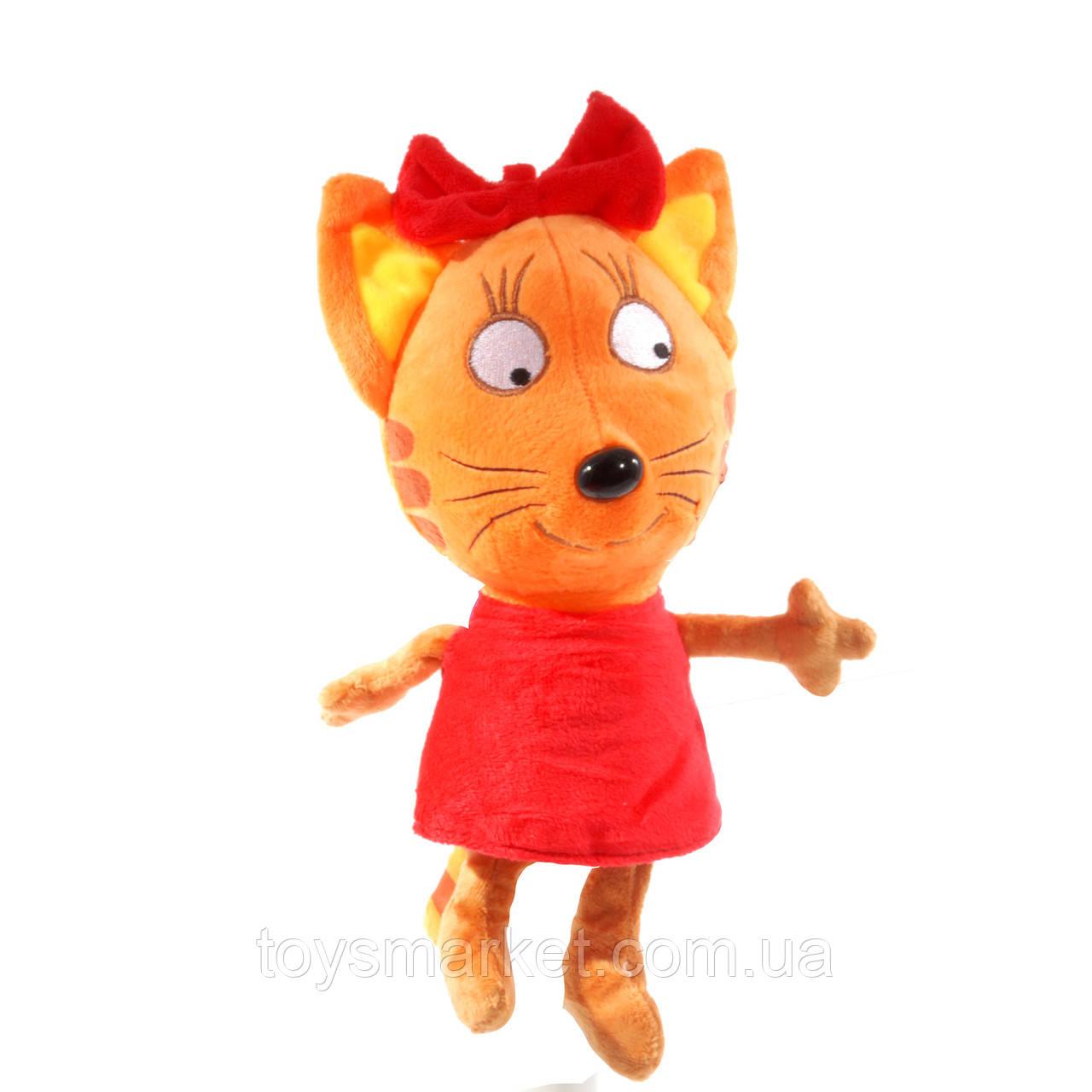 Мягкая игрушка Карамелька, Три Кота