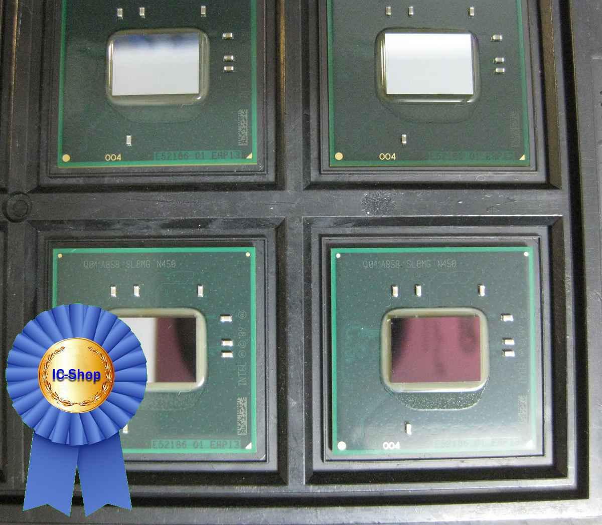 Intel mobile CPU Atom N450 ( SLBMG ) - гарантия 1мес.