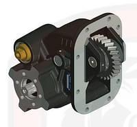 Коробка отбора мощности ISUZU КПП MZW6P OMFB Италия пневмо включение 07209300132 UNI 021204070