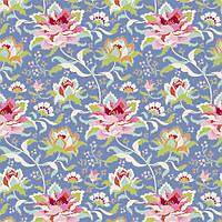 Ткань для рукоделия Tilda Circus Rose Blue, 481329