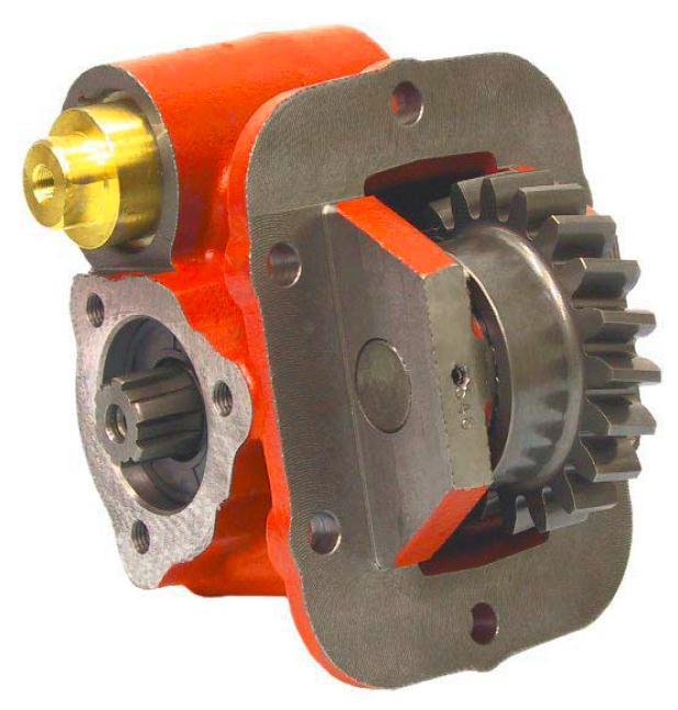 Коробка відбору потужності IVECO КПП iveco SPR 2895.9/13.56 OMFB Італія пневмо управління