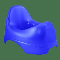 Горшок детский Бамбино синий