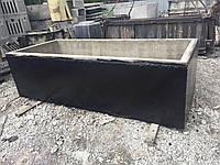 Бетонный септик 2000 литров водонепроницаемый монолитный
