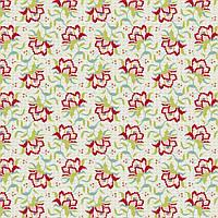 Ткань для рукоделия Tilda Clown Flower Linen, 481324