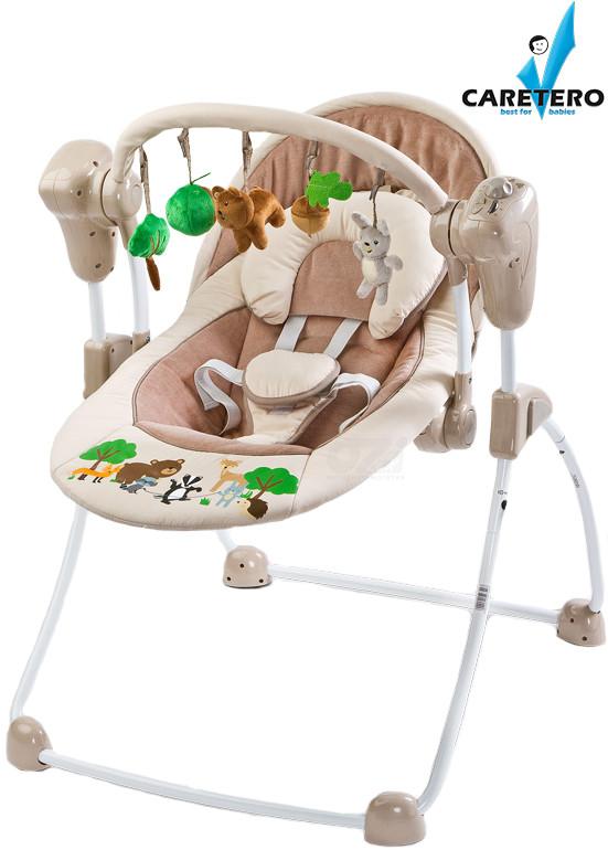 Кресло качалка Caretero Forest