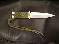 Метательный нож 201ср сбалансированный клинок., фото 1
