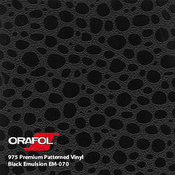 Oracal 975 Emulsion black