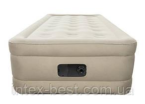 69009 BW, BestWay, Надувная кровать Essence Fortech 191х97х43см, встроенный электронасос, фото 2