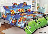 Детское постельное бельё  Ранфорс   полуторное (И.Г.О.)