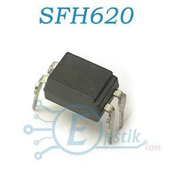 SFH620A-3, оптопара с транзисторным выходом, DIP4