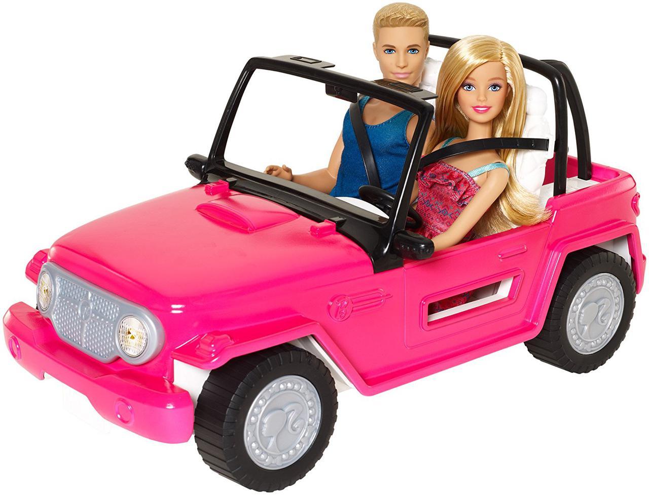 Кукла Барби и Кен Пляжный круиз