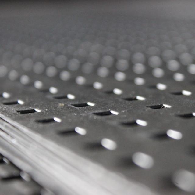 Перфорированный лист металл
