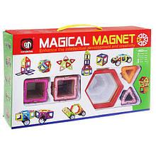 Магнитный конструктор Magical Magnet на 40 деталей