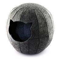Будиночок для кішки Куля без подушки, Digitalwool