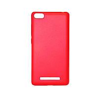 Пластиковая накладка soft-touch с защитой торцов Joyroom для Xiaomi Mi 4i / Mi 4c
