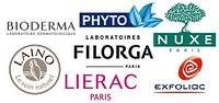 Французская аптечная и профессиональная косметика