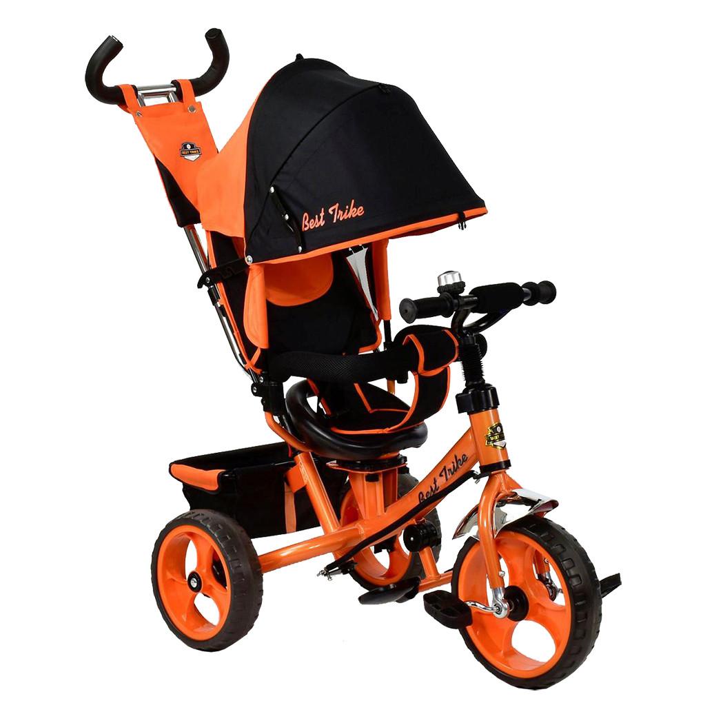 Bелосипед трехколесный Best Trike 5700-4780 Оранжевый 65695