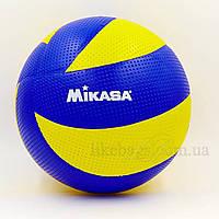 Мяч волейбольный Клееный PVC MIK VB-4515 MVA-300