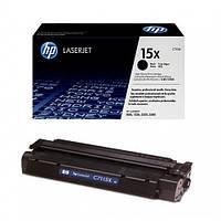 Заправка картриджа HP C7115X для принтера LJ 1000w, 1005w, 1200, 1220