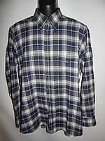 Мужская теплая рубашка с длинным рукавом Bexleys р.50 012Pт