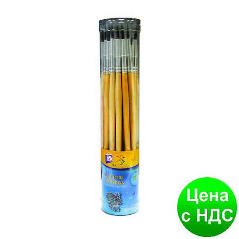 Кисточка для рисования №1, белка CF60811, фото 2