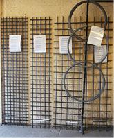 Кладочные сетки, армопояса, габионы, канилированная сетка, проволка, секционные ограды.