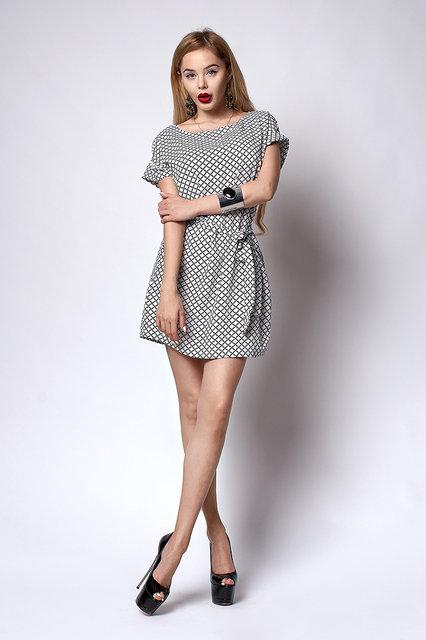 Лёгкое женское платье
