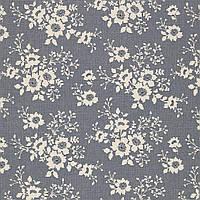 Ткань для рукоделия Tilda Libby Dark Slate, 481251