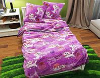 Набор постельного белья для девочек