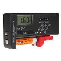 Тестер батареек и аккумуляторов BT168D