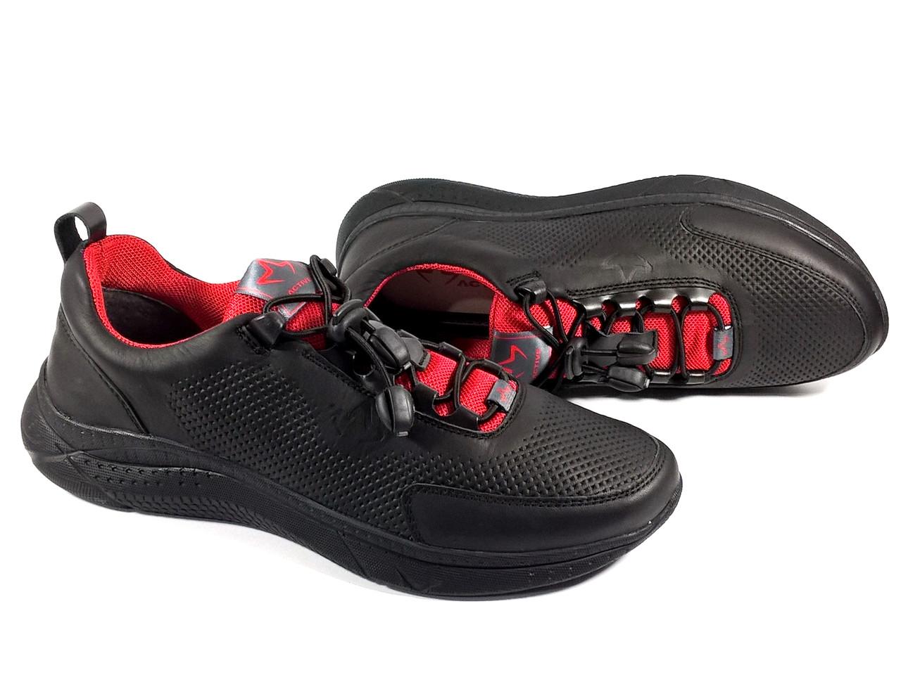 b04c5ac72 Детские кроссовки Мида 31241 чёрные, натуральная кожа - интернет-магазин