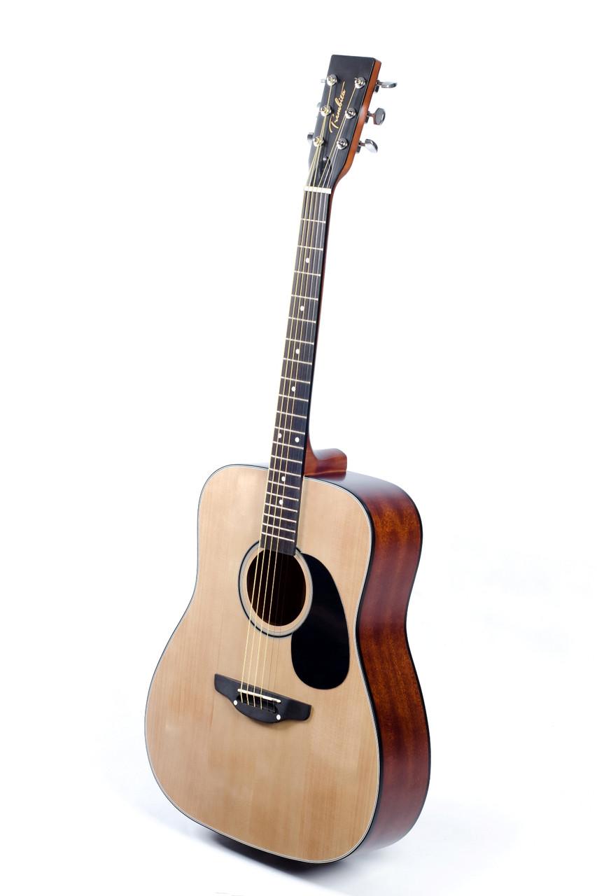 Акустическая гитара TREMBITA D-7 NATURAL, фото 1