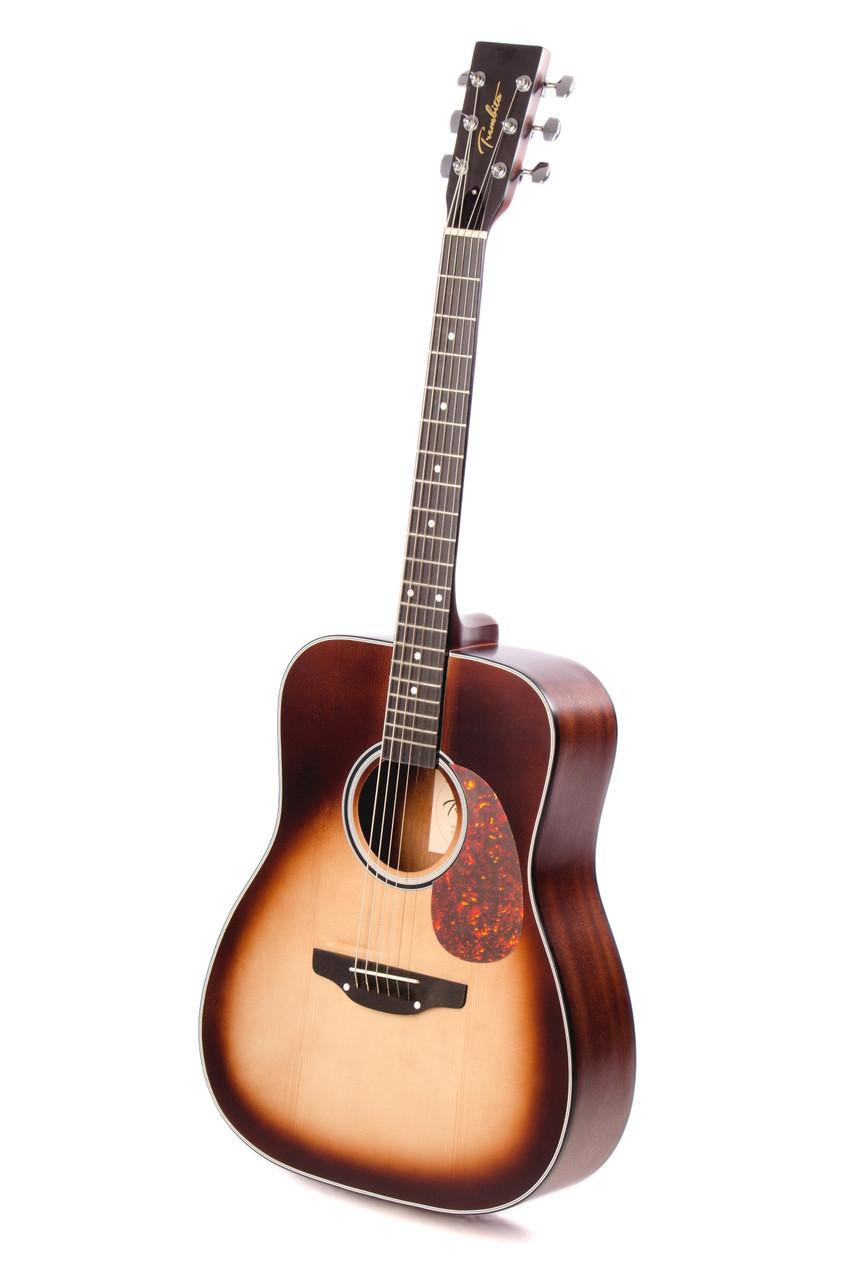 Акустическая гитара TREMBITA D-7 TOBACCO BURST
