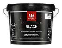 Интерьерная краска (тара 1 л) Блэк Tikkurila black