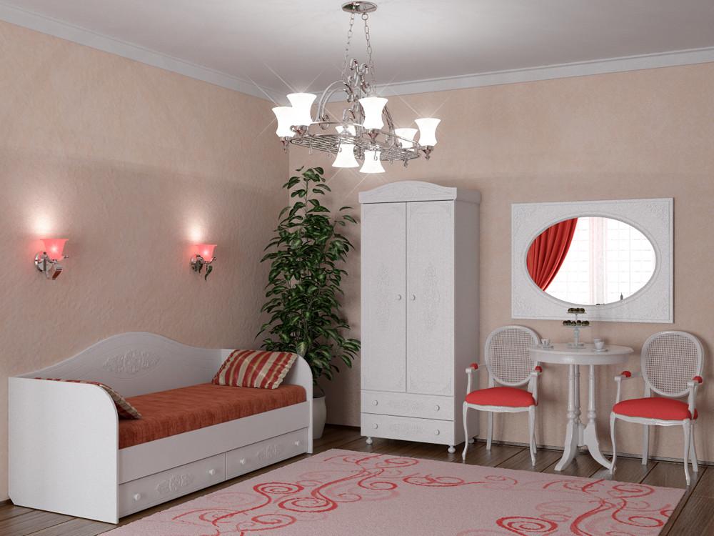 Мебель  Ассоль комплект-114