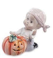 """Порцелянова статуетка """"Halloween"""" дівчинка (Pavone) JP-11/14"""