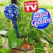 2x Стекляные шары для автополива растений Аква Глоб, Aqua Globes, F65, фото 5