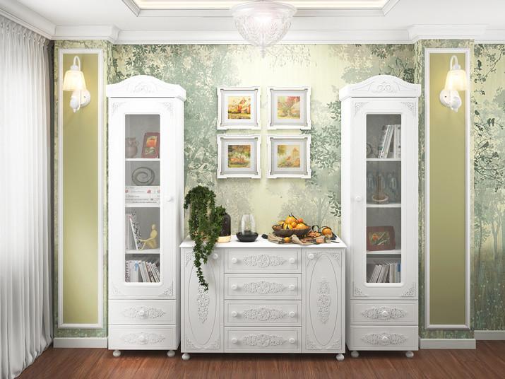 Мебель  Ассоль комплект-115