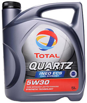 Total Quartz INEO ECS 5W-30 5л